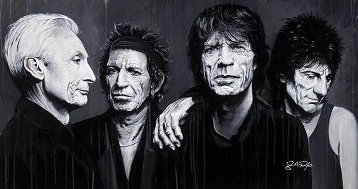 Rock & Roll Fine Artist John Douglas to Exhibit in Jacksonville image