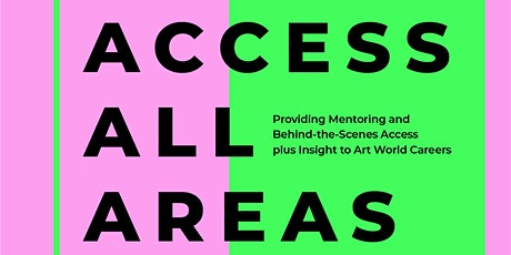 Access All Areas – Visit the Galleries and Meet the Team tickets