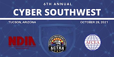 6th  Annual Cyber Southwest Symposium tickets