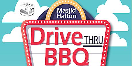 Masjid Halton / Halton Mosque Annual BBQ - drive thru tickets