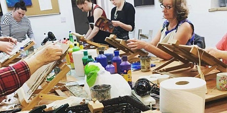 Perfectly imperfect - art workshop tickets