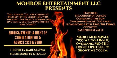 Erotica Avenue: A Night of Stimulation Vol 5 tickets