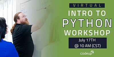Codeup | Learn to Code Workshop: Python (Intro to Data Science)