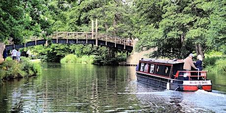 An evening along the River Wey tickets