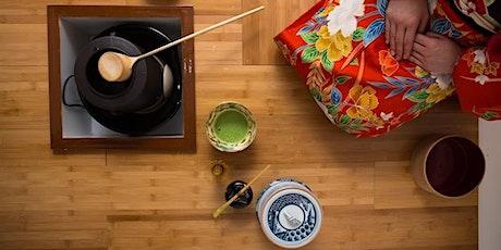2ème Cérémonie du thé  'Chaji' Tea Second ceremony billets