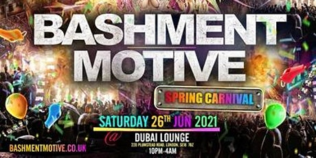Bashment Motive - Spring Carnival tickets