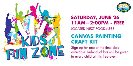Bristol Warner Marketplace Kids Fun Zone (In-Person!) tickets