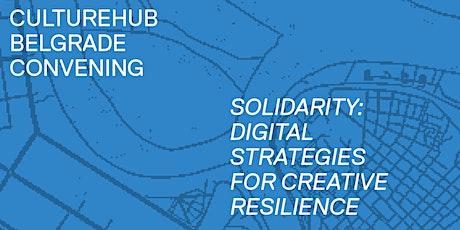 CultureHub Belgrade Convening tickets