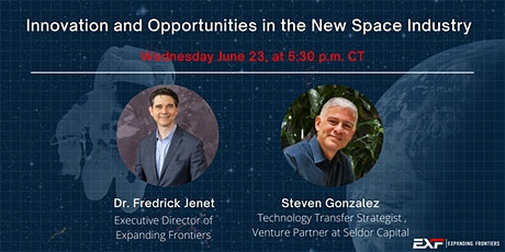 Innovations and Opportunities in the New Space Industry tickets