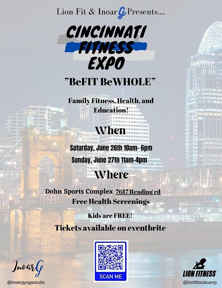 Cincinnati Fitness Expo image