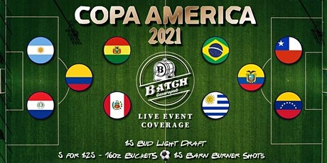 Watch the Cup: Copa America 2021 tickets