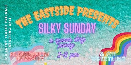 Silky Sunday Pride Edition 2021 tickets