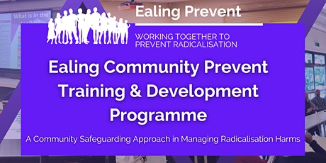 Module 2:  Delivering Effective Prevent Projects in Ealing tickets