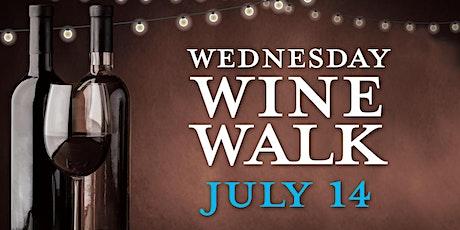 Downtown South Bend July Wine Walk tickets