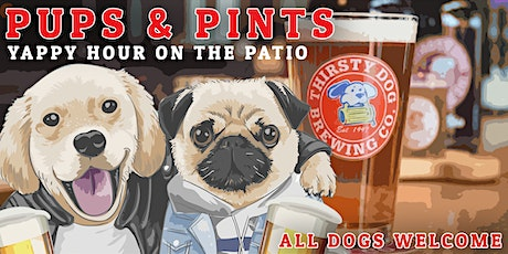 Pups & Pints - July 1st tickets