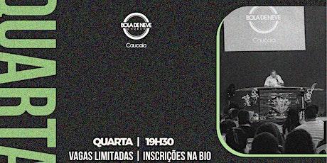 Culto Presencial de Quarta - 23/06 ingressos