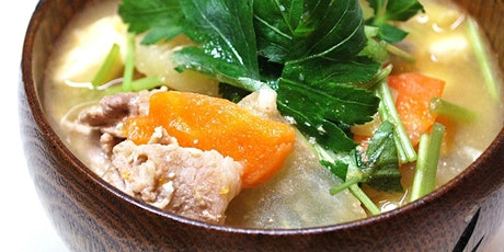 Virtual Easy Simple Japanese Cooking tickets