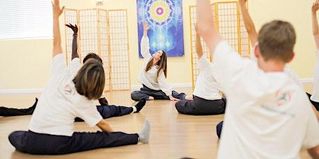 FREE : Yoga or Taichi Class, Aura reading , Chakra Testing tickets