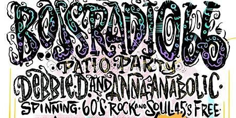 Boss Radio 66 Patio Party tickets