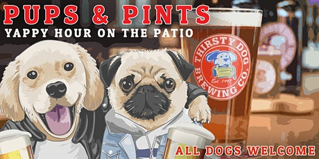 Pups & Pints - July 15th tickets