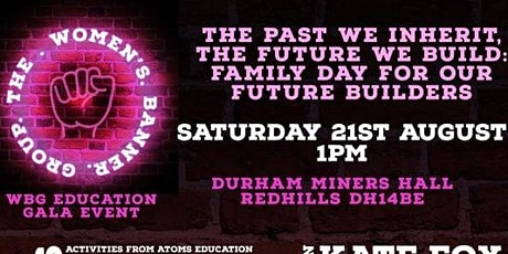 The Past We Inherit The Future We Build, Family Day for our Future Builders tickets