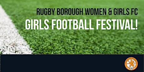 Rugby Borough Women & Girls FC - Football Festival 2021 tickets