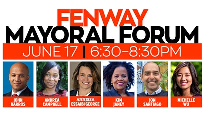 2021 Fenway Mayoral Forum tickets