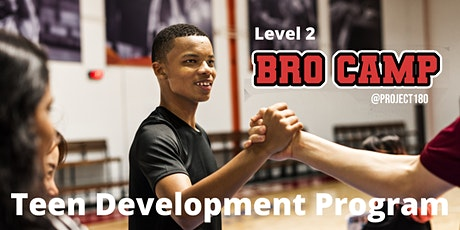 Bro Camp for Boys  - Level 2 tickets