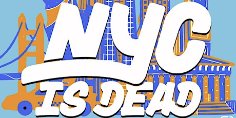 NYC is Dead (A Live Comedy AND Brass Music In Central Park) tickets