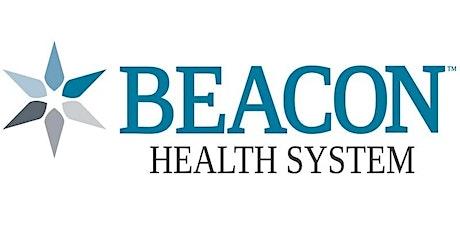 Beacon Health System2020-2021   New Physician Family Reception tickets