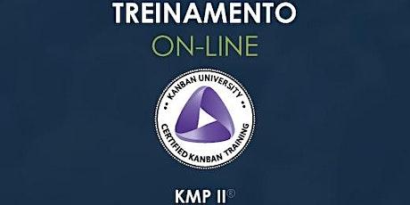 Treinamento KMP II - Kanban University  - turma #07 ingressos