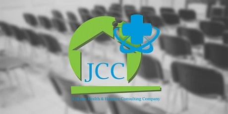 JCC Administrator Training El Paso October 20-21, 2021 boletos