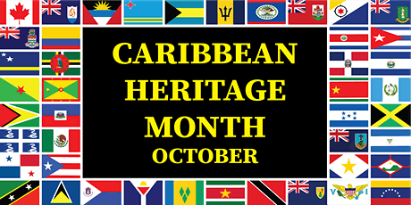 4th Annual Caribbean Heritage Month Flag-Raising Ceremony tickets