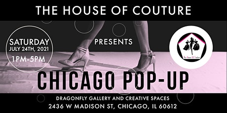 The House of Couture: Chicago Pop- Up tickets