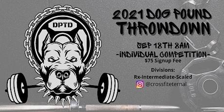 Dog Pound Throwdown tickets
