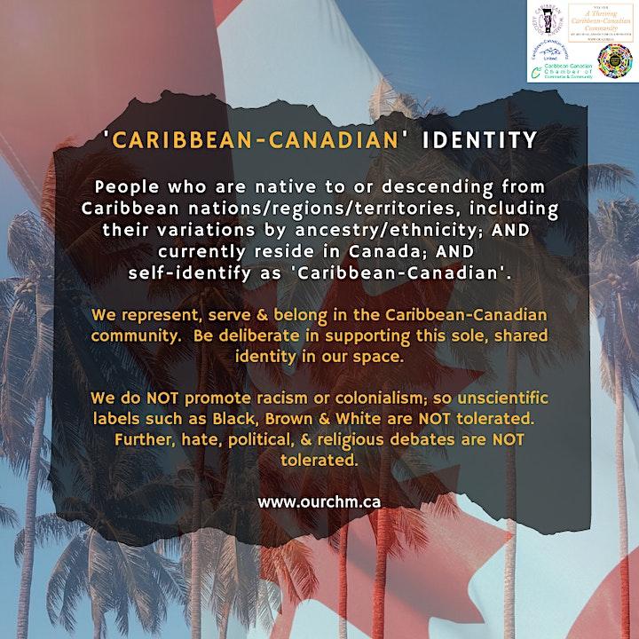 4th Annual Caribbean Heritage Month Flag-Raising Ceremony image