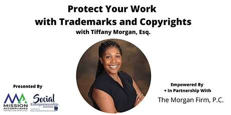Protect Your Work with Trademarks and Copyrights tickets