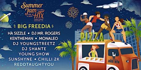 Summer Jam HTX tickets