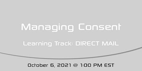 Sargent Academy: Managing Consent biglietti