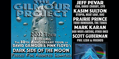 The Gilmour Project tickets