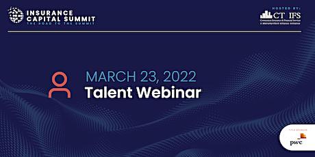 Road to the Summit - Talent Webinar tickets