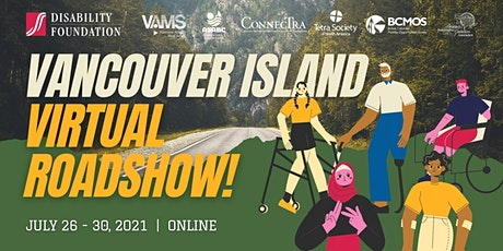 ConnecTra Society Presents: Vancouver Island Virtual Roadshow tickets