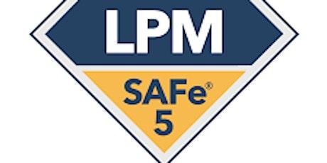 Online Lean Portfolio Management (5.1)-01-02 Jul- Amsterdam Time (CEST) tickets