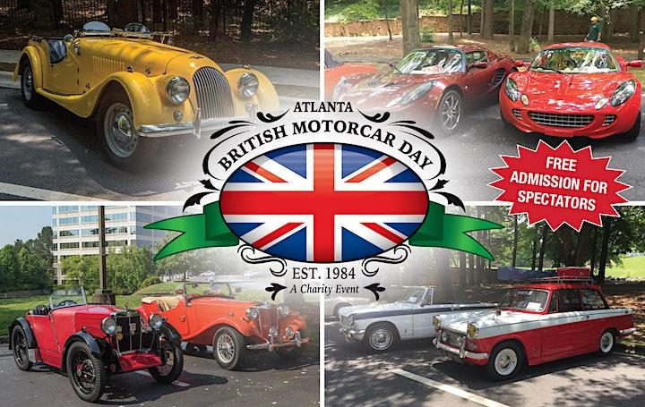 Atlanta British Motorcar Day image