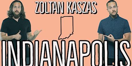 Zoltan Kaszas Live in Indianapolis tickets