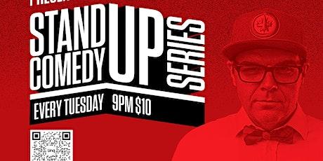 Tuesday Night Comedy!   Ian Bagg, DC Ervin & Kristin Key tickets