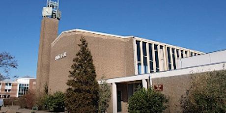 10:00 uur Ds. D.M. Heikoop, wijk Bethel, bediening HA tickets