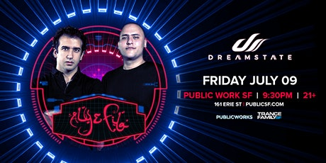 Dreamstate presents: Aly & Fila at Public Works tickets