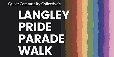 Langley Pride Parade Walk tickets