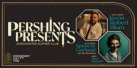 Pershing Presents | Jason Blum, Spencer Garland & Sara Houser tickets